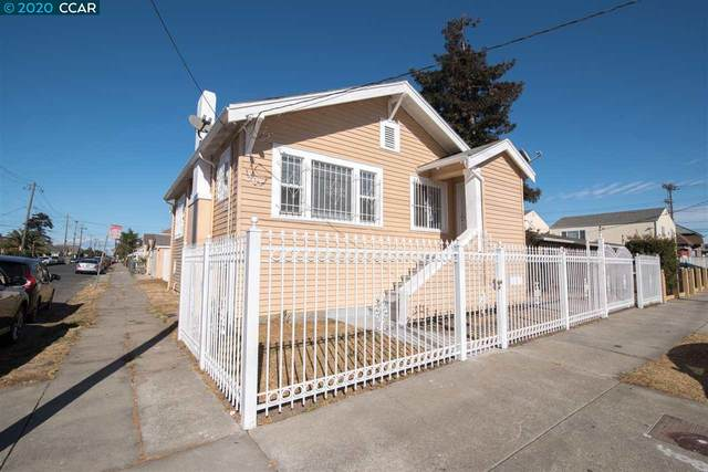 305 Chanslor Ave, Richmond, CA 94801 (#CC40928396) :: The Kulda Real Estate Group