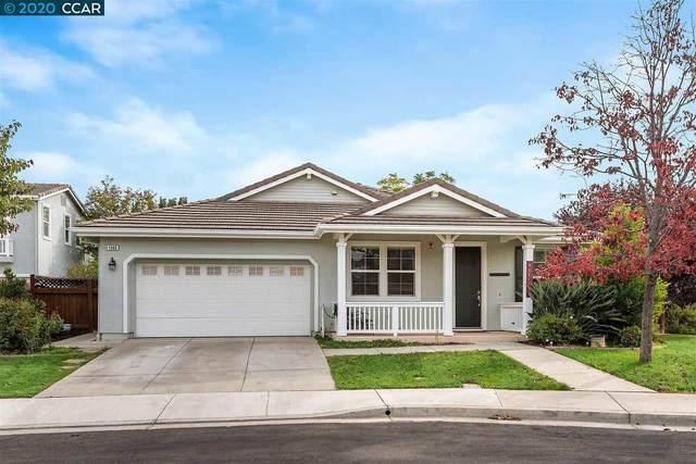 1446 Paradise Lane, Brentwood, CA 94513 (#CC40928555) :: Robert Balina   Synergize Realty