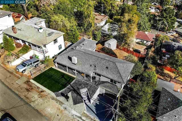 8000 Crest Ave, Oakland, CA 94605 (#CC40928757) :: The Kulda Real Estate Group