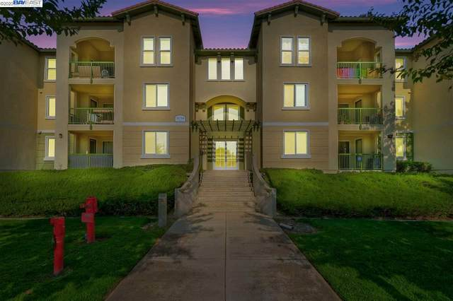 38700 Tyson Ln 204A, Fremont, CA 94536 (#BE40928870) :: Robert Balina | Synergize Realty