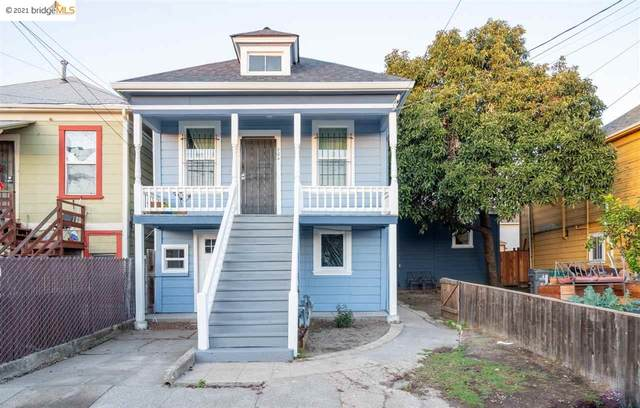 702 45Th St, Oakland, CA 94609 (#EB40928931) :: Intero Real Estate