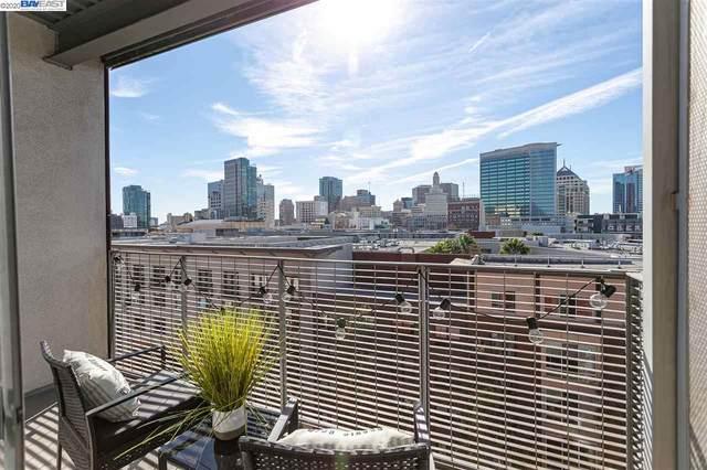 630 Thomas L Berkley Way 703, Oakland, CA 94612 (#BE40929057) :: The Kulda Real Estate Group