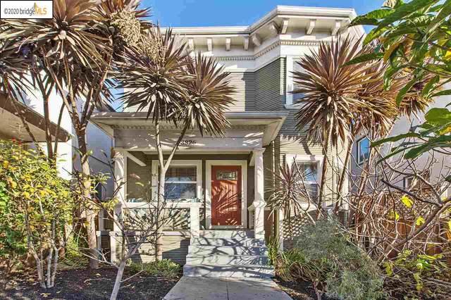 3826 Market St, Oakland, CA 94608 (#EB40928834) :: The Gilmartin Group
