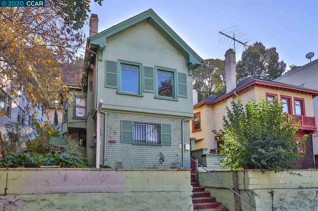 Harrison St., Oakland, CA 94612 (#CC40929398) :: The Gilmartin Group