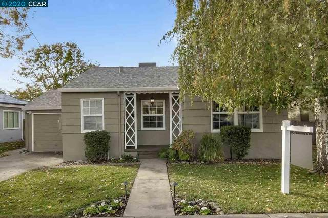 2270 Hickory Dr, Concord, CA 94520 (#CC40929549) :: Robert Balina   Synergize Realty