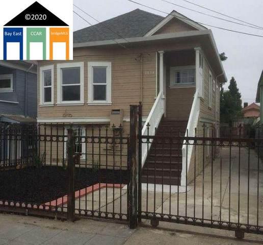 1634 36th Avenue, Oakland, CA 94601 (#MR40930101) :: Robert Balina | Synergize Realty
