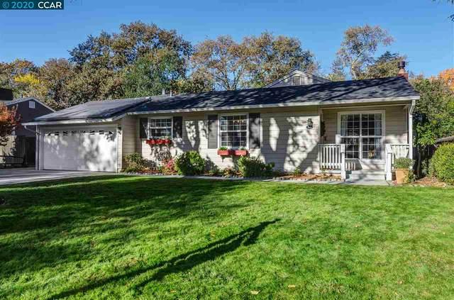 513 Masefield Dr, Pleasant Hill, CA 94523 (#CC40929943) :: Robert Balina | Synergize Realty