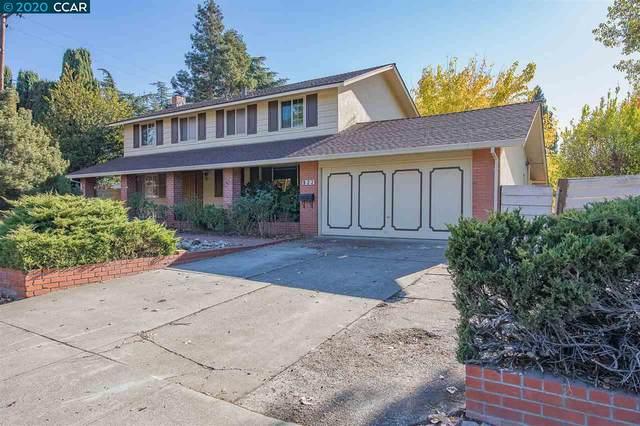 921 Walnut Ave, Walnut Creek, CA 94598 (#CC40929904) :: Schneider Estates