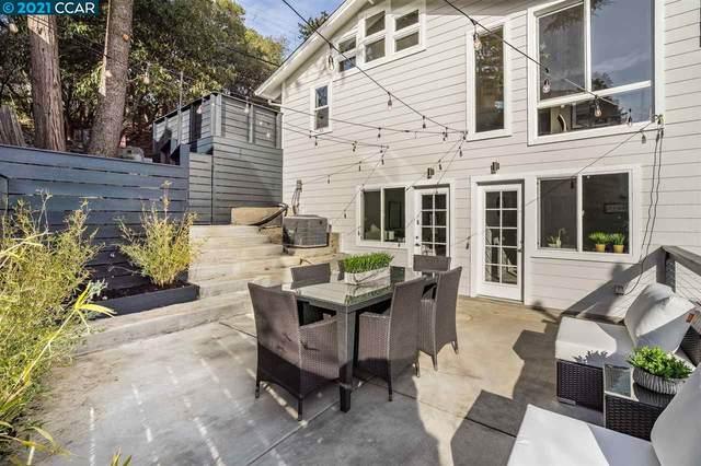 59 Edgecroft Rd, Kensington, CA 94707 (#CC40930215) :: Robert Balina | Synergize Realty
