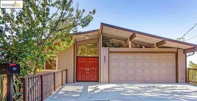 8801 Skyline Blvd, Oakland, CA 94611 (#EB40930466) :: The Kulda Real Estate Group