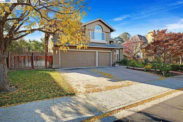 1189 Riesling Cir, Livermore, CA 94550 (#BE40929817) :: Robert Balina | Synergize Realty
