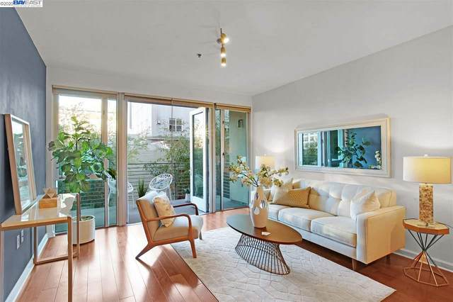 200 2nd Street 207, Oakland, CA 94607 (#BE40931169) :: The Gilmartin Group