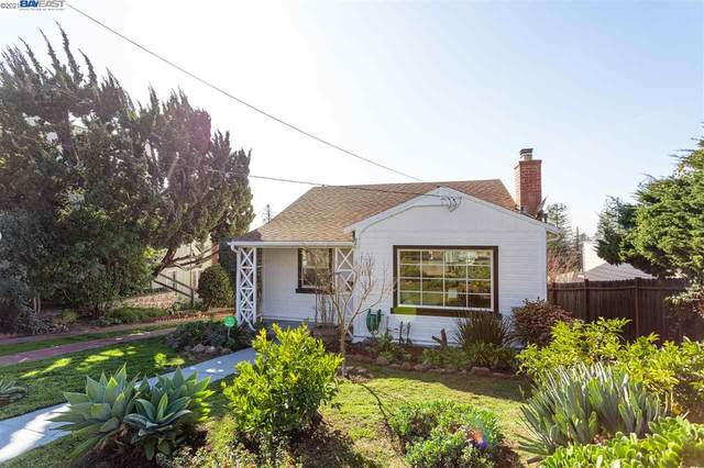 3319 Herrier St, Oakland, CA 94602 (#BE40931234) :: The Sean Cooper Real Estate Group