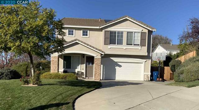 12 Park Place Ct, Concord, CA 94520 (#CC40931366) :: Real Estate Experts