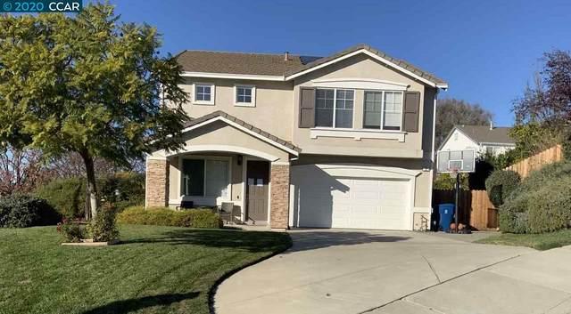 12 Park Place Ct, Concord, CA 94520 (#CC40931366) :: Schneider Estates