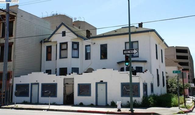 593 8Th St, Oakland, CA 94607 (#BE40931618) :: Intero Real Estate