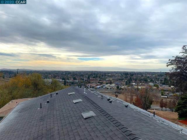 1149 Palisade, Hayward, CA 94542 (#CC40931882) :: Intero Real Estate