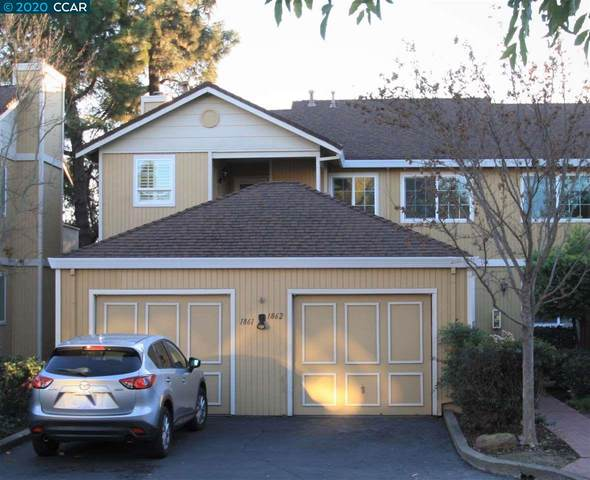 1862 Shirley Dr, Benicia, CA 94510 (#CC40932554) :: The Sean Cooper Real Estate Group