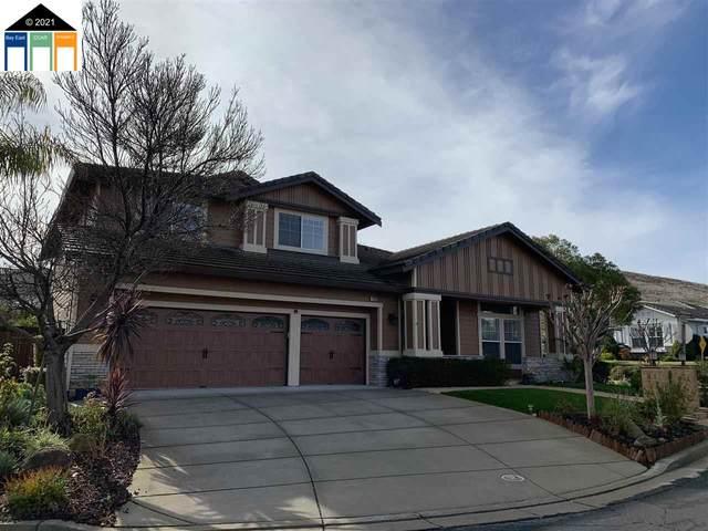 1160 Torrey Pines Pl, Clayton, CA 94517 (#MR40933307) :: The Gilmartin Group