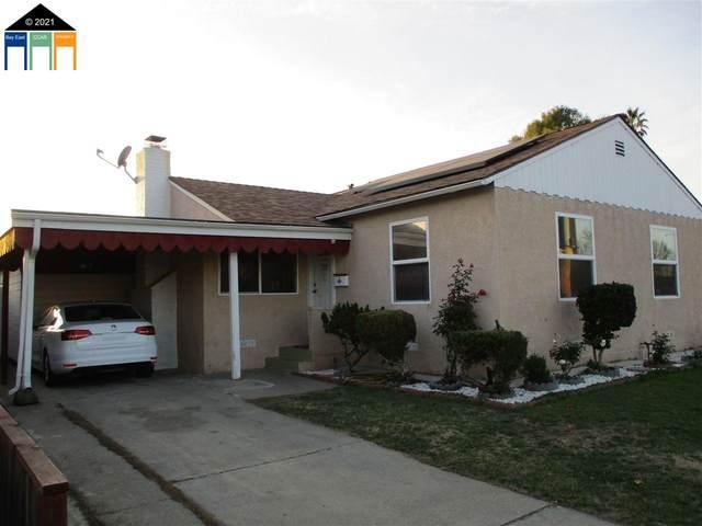 15885 Hesperian Blvd, San Lorenzo, CA 94580 (#MR40933807) :: Schneider Estates