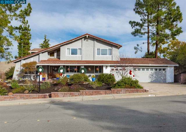 223 Mountaire Parkway, Clayton, CA 94517 (#CC40933814) :: Schneider Estates