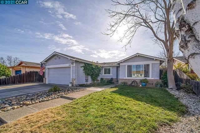983 Walnut Dr, Oakley, CA 94561 (#CC40933941) :: The Sean Cooper Real Estate Group