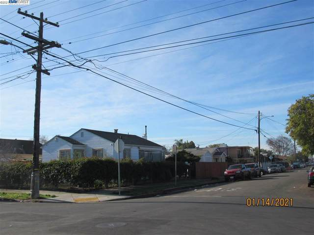 1176 89th Ave., Oakland, CA 94621 (#BE40934185) :: Intero Real Estate