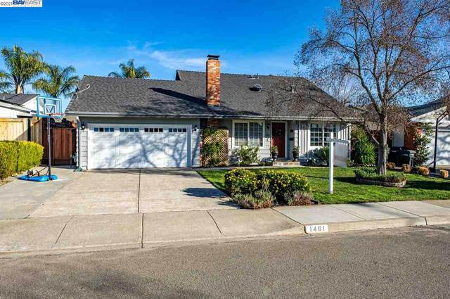 1461 Saybrook Rd, Livermore, CA 94551 (#BE40934302) :: Schneider Estates