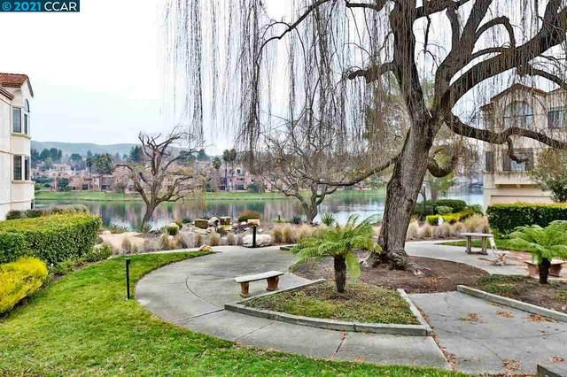 41 Eagle Lake Ct 21, San Ramon, CA 94582 (#CC40934511) :: The Gilmartin Group