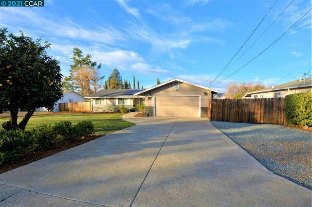 3891 Walnut Avenue, Concord, CA 94519 (#CC40934504) :: Intero Real Estate