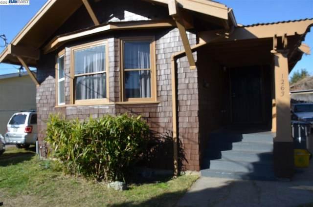 1263 60th Avenue, Oakland, CA 94605 (#BE40935169) :: Intero Real Estate