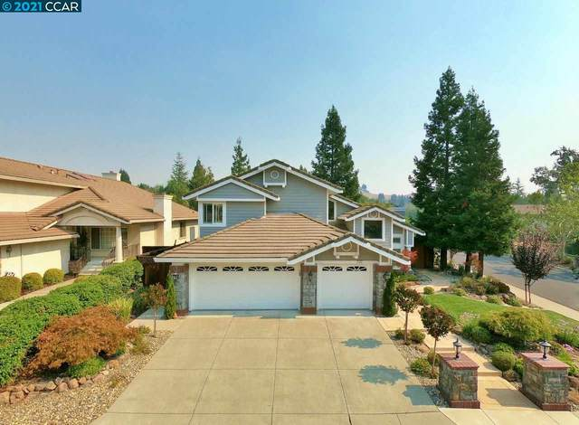 949 Spring Water Street, Danville, CA 94506 (#CC40935368) :: The Gilmartin Group