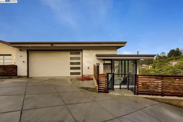 50 Carisbrook Lane, Oakland, CA 94611 (#BE40935428) :: Robert Balina | Synergize Realty
