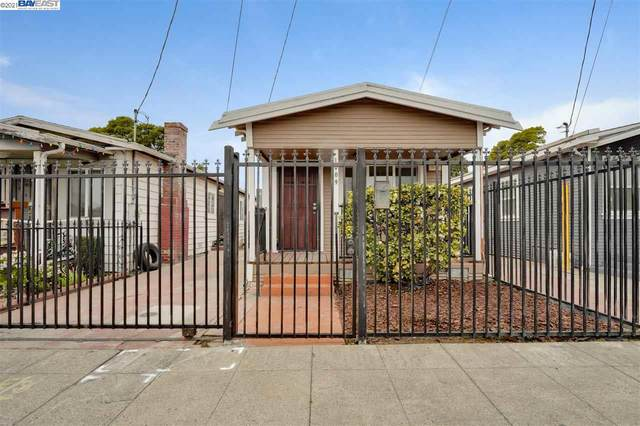 1009 75Th Ave, Oakland, CA 94621 (#BE40935429) :: RE/MAX Gold