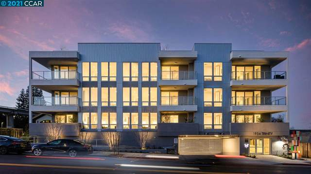 1954 Trinity Avenue 201, Walnut Creek, CA 94596 (#CC40936027) :: Intero Real Estate