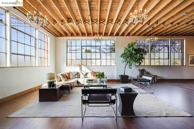2512 9Th St 14, Berkeley, CA 94710 (#EB40937035) :: Schneider Estates