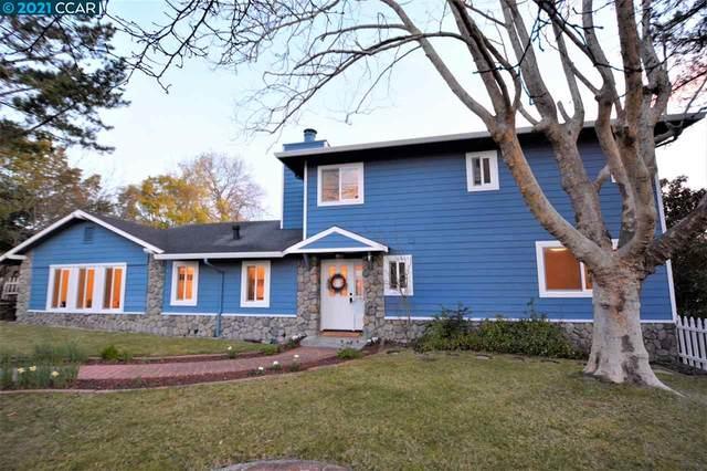 3342 Sweet Drive, Lafayette, CA 94549 (#CC40937545) :: Intero Real Estate