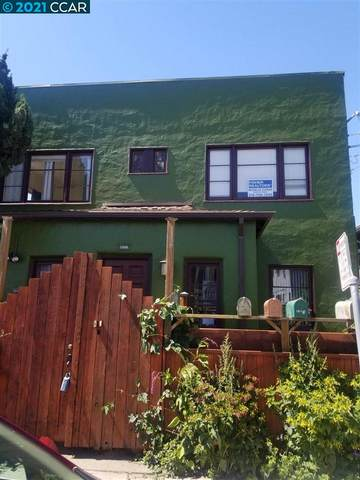 1080 Aileen St, Oakland, CA 94608 (#CC40937747) :: The Gilmartin Group