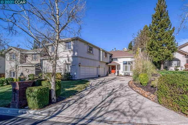 3689 Deer Trail Dr, Danville, CA 94506 (#CC40937106) :: Real Estate Experts