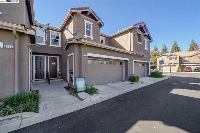 1355 Eisenhower Way, Brentwood, CA 94513 (#BE40938386) :: Intero Real Estate