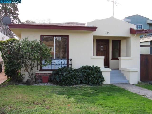 1354 Marin Ave, Albany, CA 94706 (#CC40938471) :: Strock Real Estate
