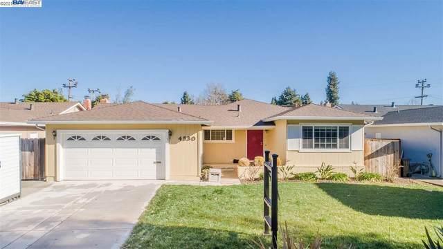 4530 Glenn St, Fremont, CA 94536 (#BE40937330) :: The Kulda Real Estate Group