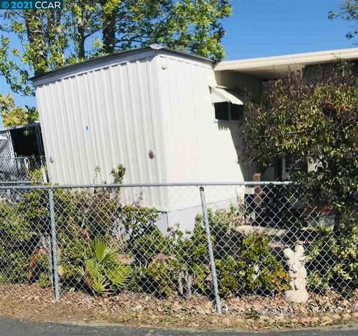 401 San Gabriel Dr 401, Vallejo, CA 94590 (#CC40939064) :: RE/MAX Gold