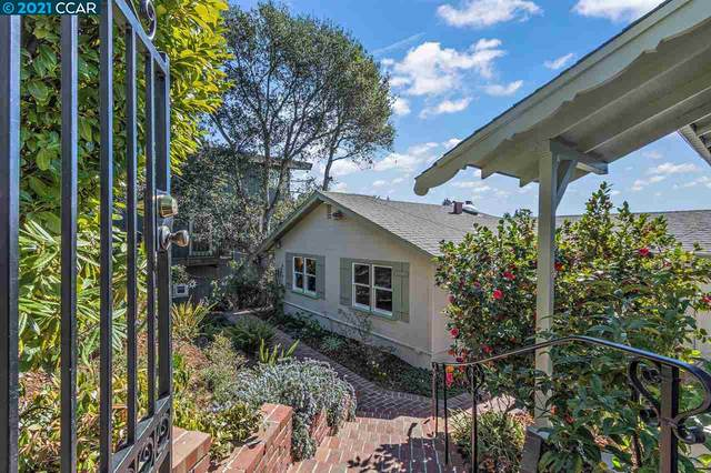 39 Camelford Place, Oakland, CA 94611 (#CC40939079) :: Robert Balina | Synergize Realty