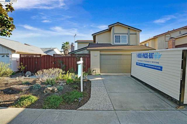 4385 Jessica Cir, Fremont, CA 94555 (#BE40939206) :: Real Estate Experts