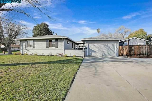 44 Duke Way, Pleasant Hill, CA 94523 (MLS #CC40939032) :: Compass