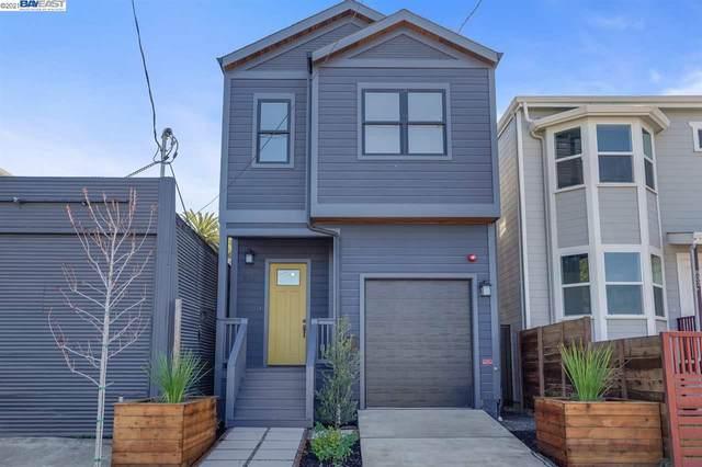834 Pine St, Oakland, CA 94607 (MLS #BE40940134) :: Compass