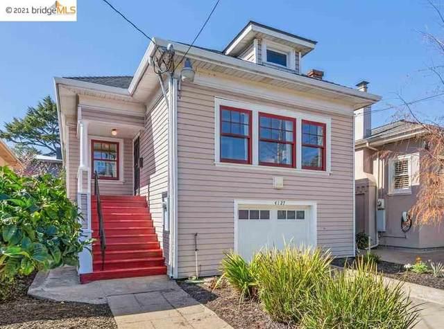 4127 Emerald St, Oakland, CA 94609 (#EB40940252) :: Olga Golovko