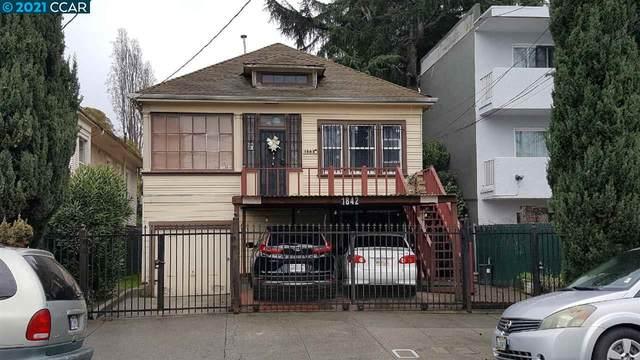 1842 28Th Ave, Oakland, CA 94601 (#CC40940529) :: Intero Real Estate