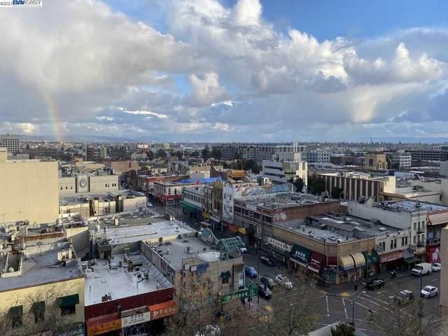 801 Franklin St 919, Oakland, CA 94607 (#BE40940682) :: Intero Real Estate